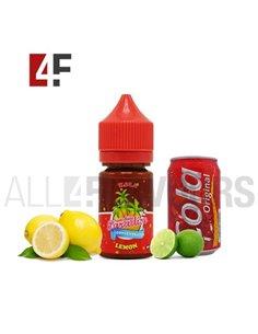 Kola Lemon 30 ml- Sunshine Paradise