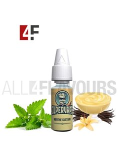 Menthe Custard 10ml - Supervape