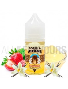 Strawberry Custard 30ml...