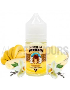Banana Custard 30ml Gorilla...