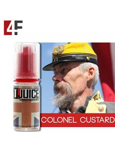 Colonel Custard 10 ml-30 ml- T-juice
