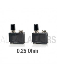 Cartucho 0.25 Ohm Kit Orion...