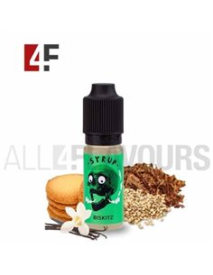 Biskitz 10 ml- The Fuu Syrup
