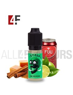 dr-pépère 10 ml- The Fuu Syrup