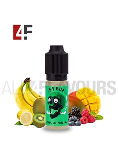 Fruut Ninja 10 ml- The Fuu Syrup