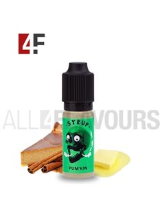 Pum Kin 10 ml- The Fuu Syrup