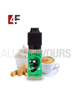 Roasted 10 ml- The Fuu Syrup