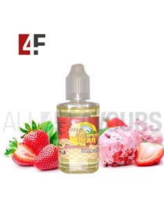 Strawberry Ice Cream, 10 ml-30 ml- The Ice Cream Man