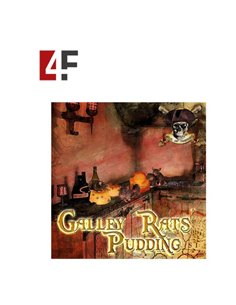 Galley Rat's Pudding 10 ml-30 ml-Isle of Custard