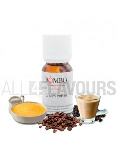Cream Coffee 10 ml Bombo