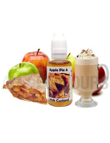 Apple Pie&Irish Cream 30ml Chefs