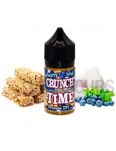 Blueberry 30 ml Crunch Time