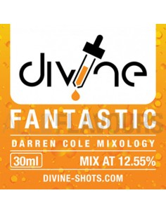 Fantastic 30 ml Divine Shots