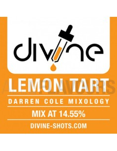 Lemon Tart 30 ml Divine Shots