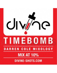 Timebomb 30 ml Divine Shots