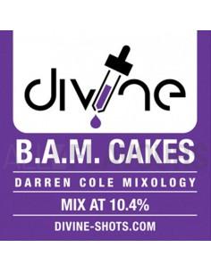 BAM Cakes 30 ml Divine Shots