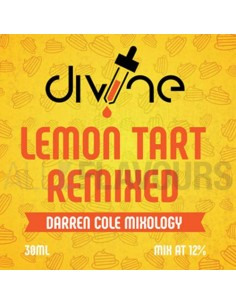 Lemon Tart Remixed 30 ml...