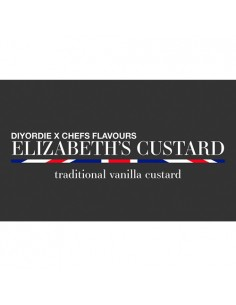 Elizabeth´s Custard 30 ml...