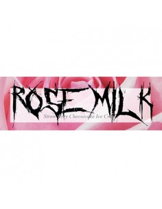 Rose Milk 30 ml Diyordie