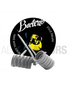 Bacterio Coils Speed Alien...