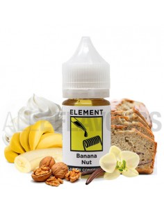 Banana Nut 30 ml Element E...
