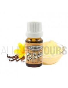 G´S Custard 10 ml Flavormonks