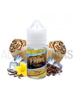 Vanilla Latte 30 ml Frappe