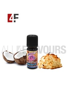 Coconut macaroon 10 ml - Twisted Vaping