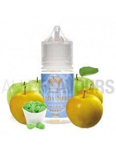 Green Apple O´s 30 ml Kilo...