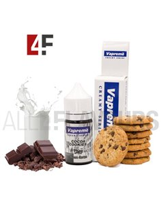 Cocoa Cookies 30 ml- Vapempire