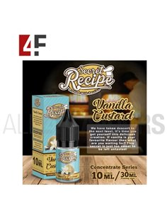 Vanilla Custard 10 ml- Secret Recipe