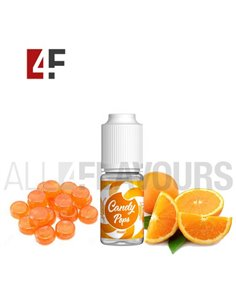Orange 10 ml- Candy Pops