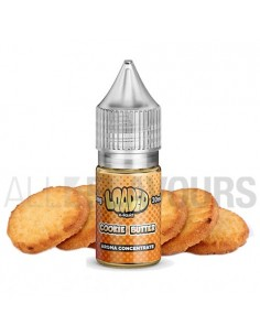 Cookie Butter 30 ml Loaded