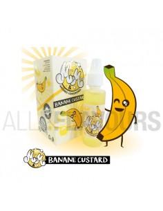 Banane Custard 30 ml Mr & Mme