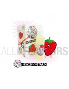 Fraise Custard 30 ml - Mr &...