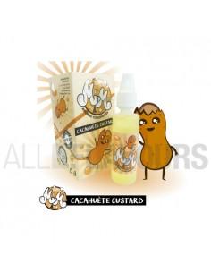 Cacahuète Custard 30 ml Mr...