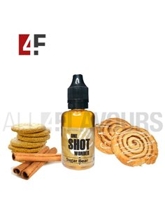 Sugar Bear 30ml- Chefs Oneshot Wonder