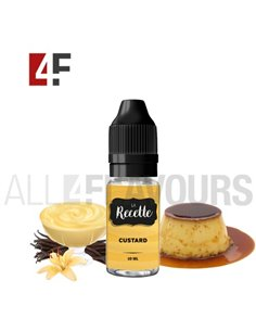 Custard 10 ml- Savourea