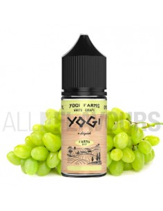 White Grape 30ml Yogi Farms