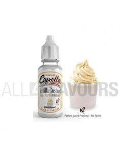 Vanilla Custard V2 13 ml...