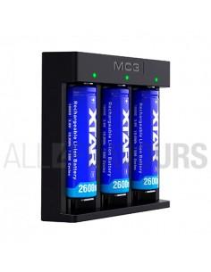 Cargador  Xtar MC3
