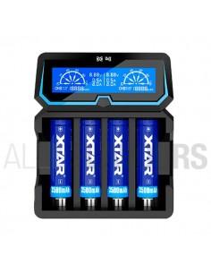 Cargador XTAR X4