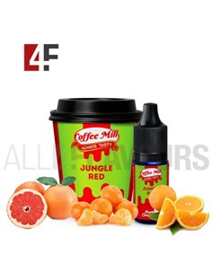 Jungle Red 10 ml- Coffee Mill