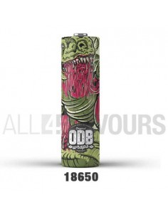 Wrap Batería 18650 Dino V2...