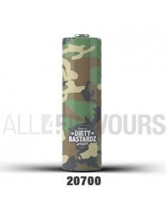 Wrap Batería 20700 Camo ODB...