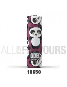 Wrap Batería 18650 Kawaii...