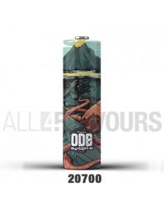 Wrap Batería 20700 Kraken...