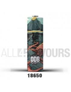 Wrap Batería 18650 Kraken...