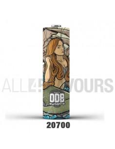 Wrap Batería 20700 Mermaid...