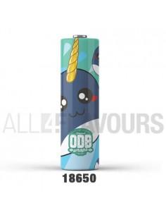 Wrap Batería 18650 Narwhol...